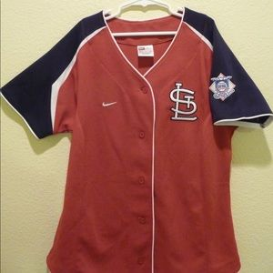 Nike St. Louis Cardinals MLB Youth S (4-6) Jersey